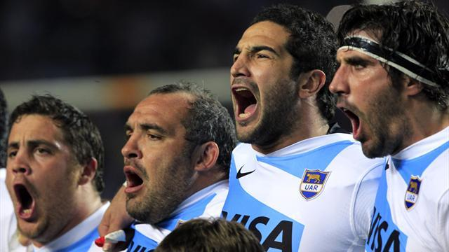 Super Rugby - Argentina to hold Super Rugby franchise talks next year