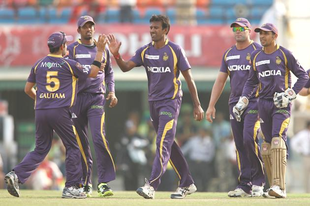 IPL6: Kings XI Punjab vs Kolkata Knight Riders