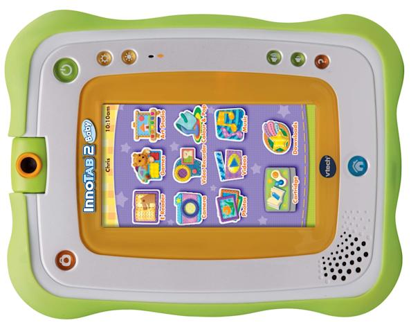 One such gizmo hoping to capture the wallets of parents is the InnoTab 2 Baby, aimed at children as young as 12 months.