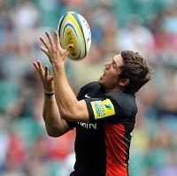 Alex Goode has shown the ability to get involved as a second playmaker