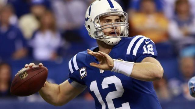 NFL - Colts make most of Luck to beat Manning's Broncos