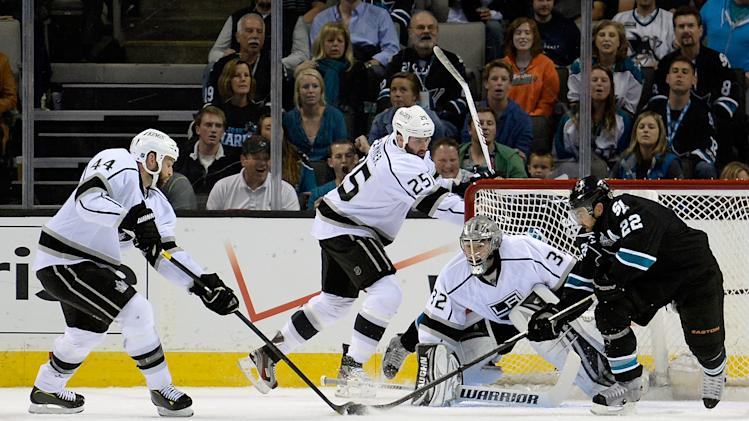 Los Angeles Kings v San Jose Sharks - Game Four
