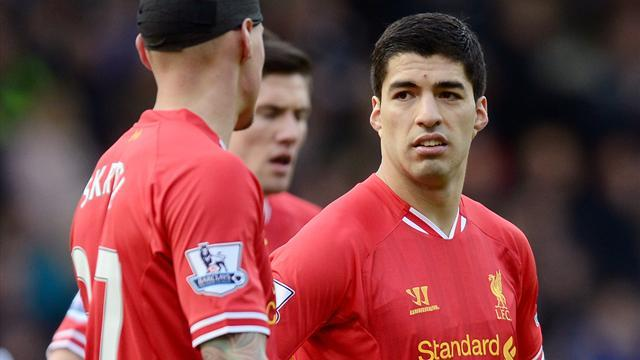 Premier League - Suarez: I can achieve my dreams at Liverpool