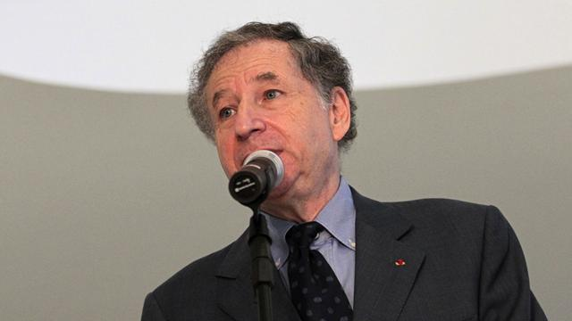 Formula 1 - Todt: F1 noise row will be over soon
