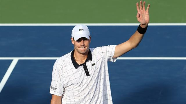 Isner defends Winston-Salem title