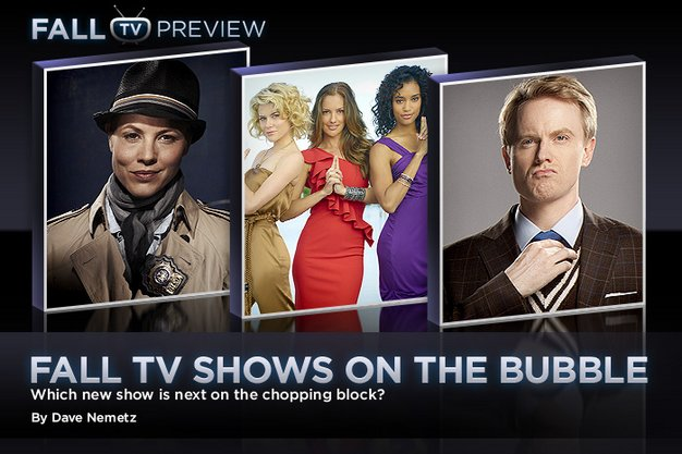 Fall TV Shows on the Bubble