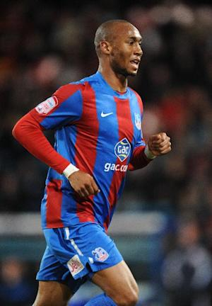 Former Crystal Palace striker Calvin Andrew has joined Port Vale