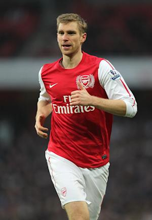 Per Mertesacker has been pleased with Arsenal's transfer activity so far