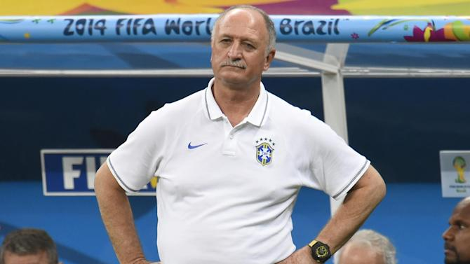 World Cup - Where do Scolari and Brazil go from here?