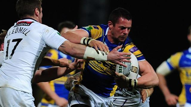 Rugby League - Kirke signs new Rhinos deal