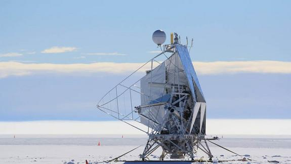 Balloon-Borne Telescope Seeks Out Elusive Big Bang Signal