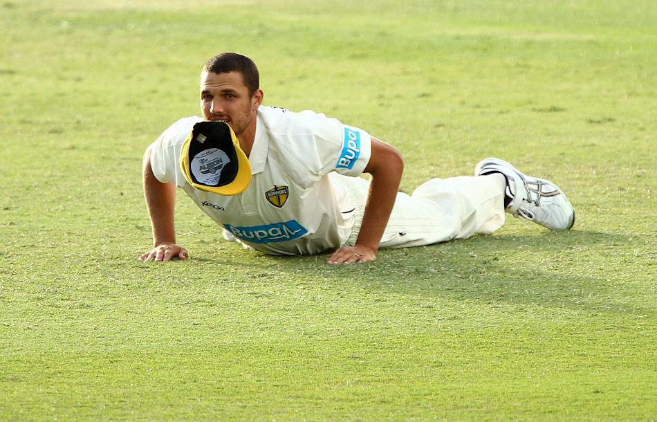 Sheffield Shield - Warriors v Blues: Day 3