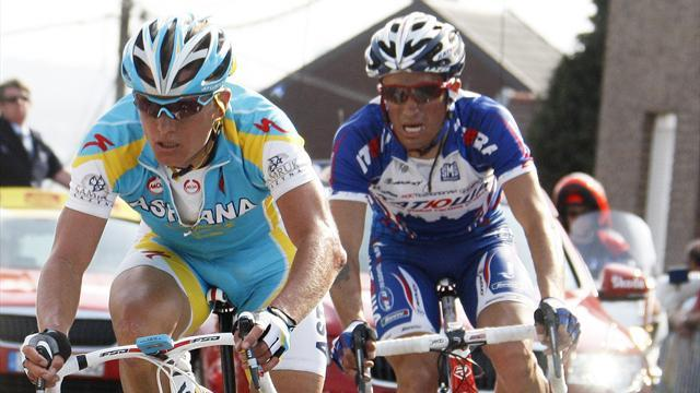 Cycling - UCI to investigate Vinokourov bribe claims