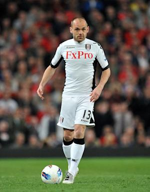 Danny Murphy cited Steve Kean's passion as a reason for him joining Blackburn