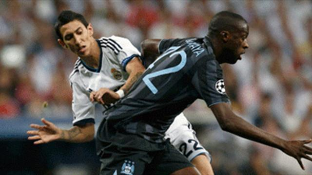 Liga - Toure: I'd never join Madrid