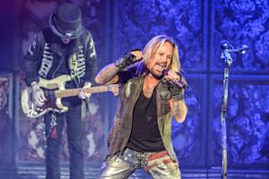 Motley Crue Plot Farewell Tour: 'We're Going Out on Top'