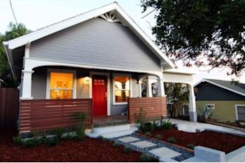 This home is listed at $689,000 in the trendy Highland Park neighborhood of Los Angeles.