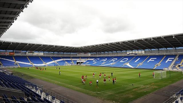 European Football - Cardiff to host Super Cup