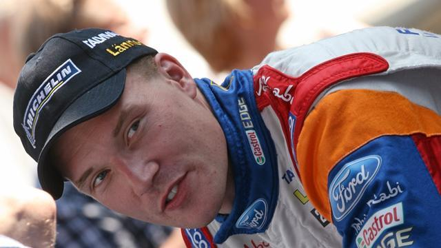 Latvala: Starting order a lottery