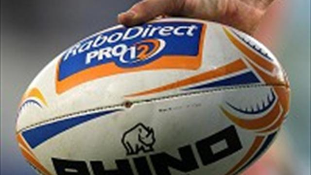 Rugby - Treviso boosted by Loamanu try