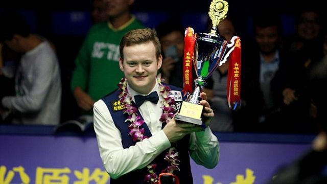 Snooker - Murphy wins Haikou World Open despite Selby fight-back