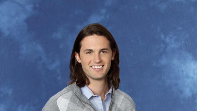 """Michael, 26, a rehab counselor from Austin, TX is featured on the 8th edition of """"The Bachelorette."""""""