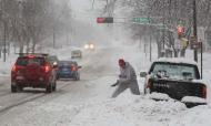 Winter Storm Kills Eight And Disrupts Travel