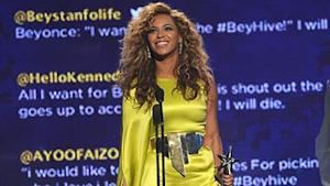 Beyonce Pens Handwritten Note for POTUS