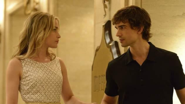 Annie Walker (Piper Perabo) and Auggie Anderson (Christopher Gorham) in 'Covert Affairs' Season 3 -- USA