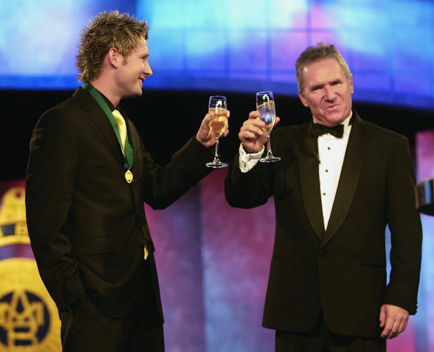 Cricket - 2005 Allan Border Medal