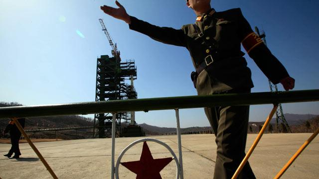 North Korean Rocket Launch Fails: US Officials