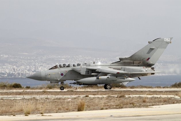 RAF Given the Green Light to Shoot Down Russian Planes