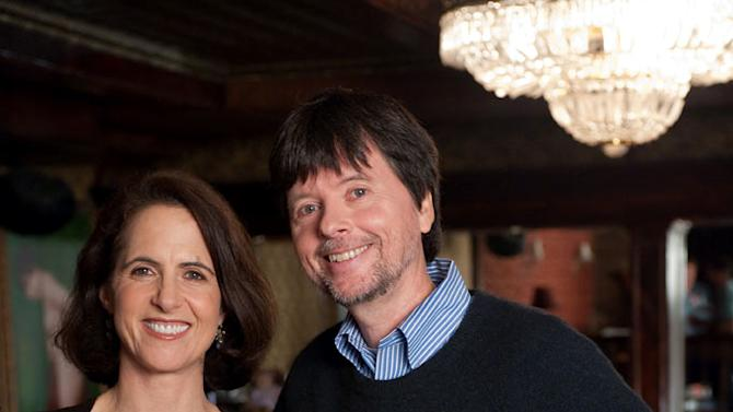 """Lynn Novick and Ken Burns in their new documentary """"Prohibition."""""""