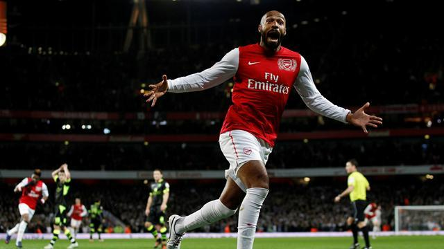 Premier League - Wenger yet to speak to Henry about loan