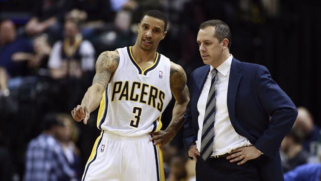Basketball - Pacers roll on with win over Magic