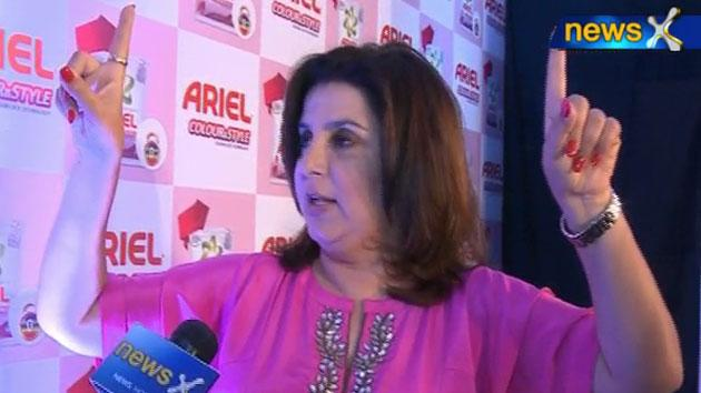Farah Khan's crazy IPL dance moves