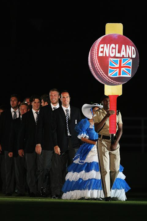 Cricket World Cup 2007 - Opening Ceremony