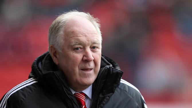 Craig Brown does not like to discuss referees in public