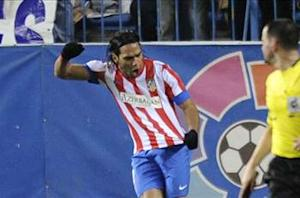 Atletico Madrid 6-0 Deportivo: Five-star Falcao shines against Galicians
