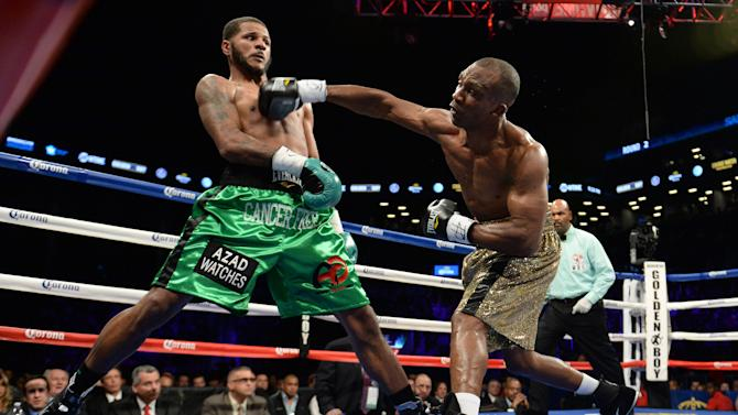 Boxing: Sakio Bika vs Anthony Dirrell