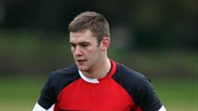 Rugby - Lydiate overjoyed after making comeback