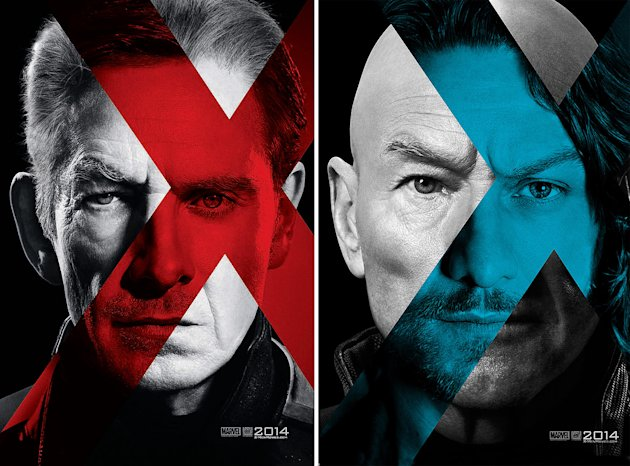 "Promo Images from ""X-Men: Days of Future Past"""