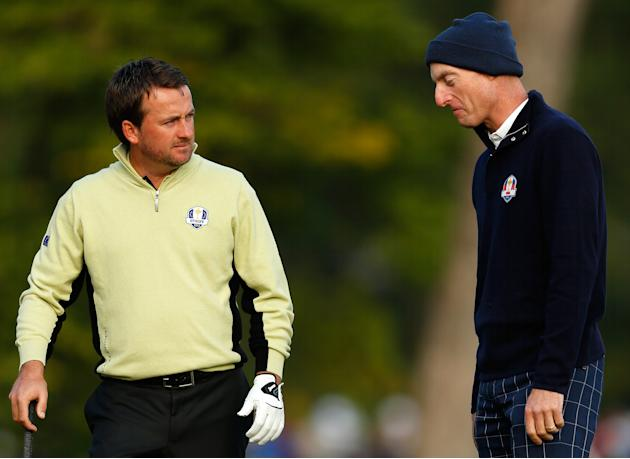 Ryder Cup - Day One Foursomes