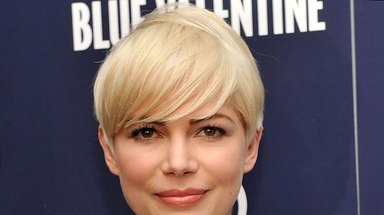 Blue Valentine NY Premiere 2010 Michelle Williams