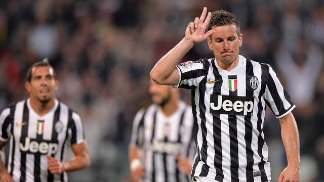 Serie A - Juventus celebrate title with win over Atalanta