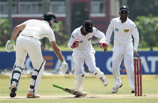 Sri Lanka New Zealand Cricket