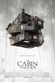 Poster of The Cabin in the Woods