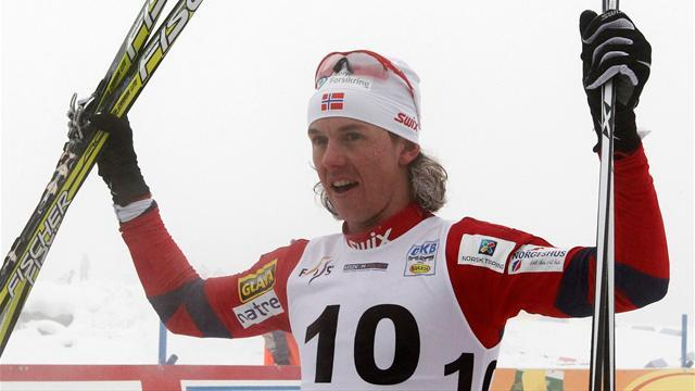 Nordic Combined - Kokslien leads Norway clean sweep in Chaux-Neuve