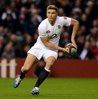 Owen Farrell impressed in England's Six Nations campaign