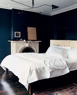 Jenna Lyons' bedroom